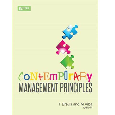Contemporary Management Principles 1st edition