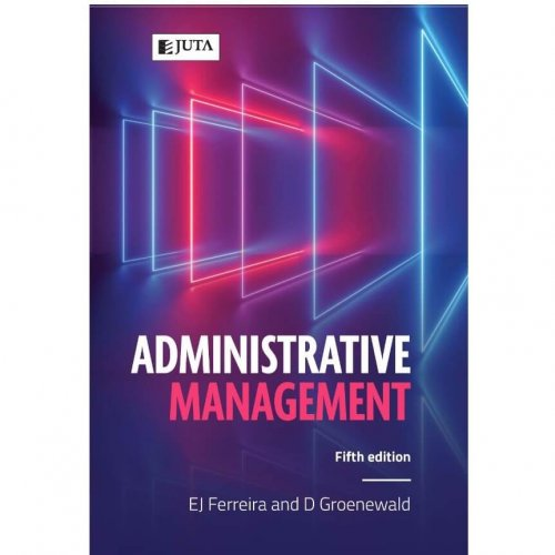 Administrative Management 5th edition