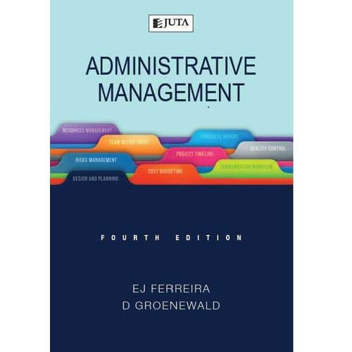 Administrative Management 4th edition