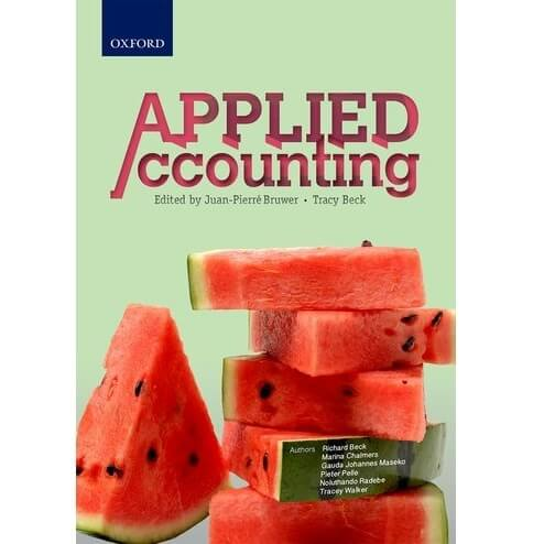 Applied Accounting 1st edition