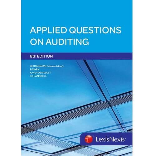 Applied Questions on Auditing 8th edition
