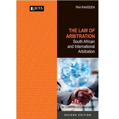 Law of Arbitration 2ed