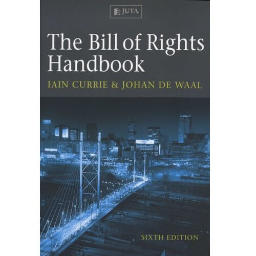 Bill of Rights Handbook 6ed