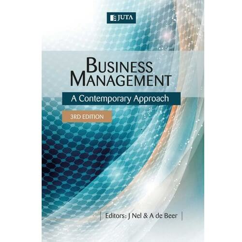 Business Management : A Contemporary Approach