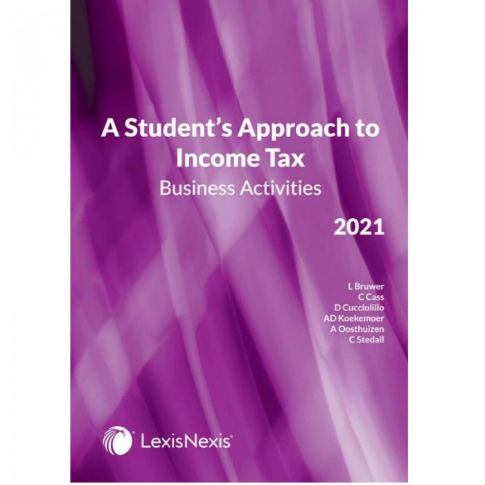 Student's Approach To Income Tax