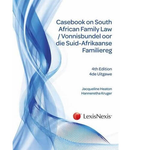 Casebook SA Family Law 4ed