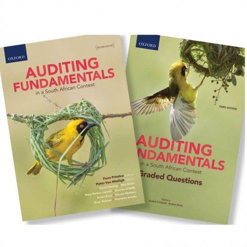 Auditing Fundamentals in SA Context & Graded Questions 2ed