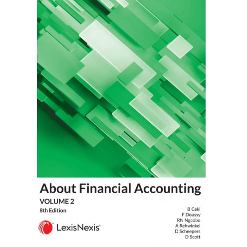 About Financial Accounting Vol 2 (8ed)