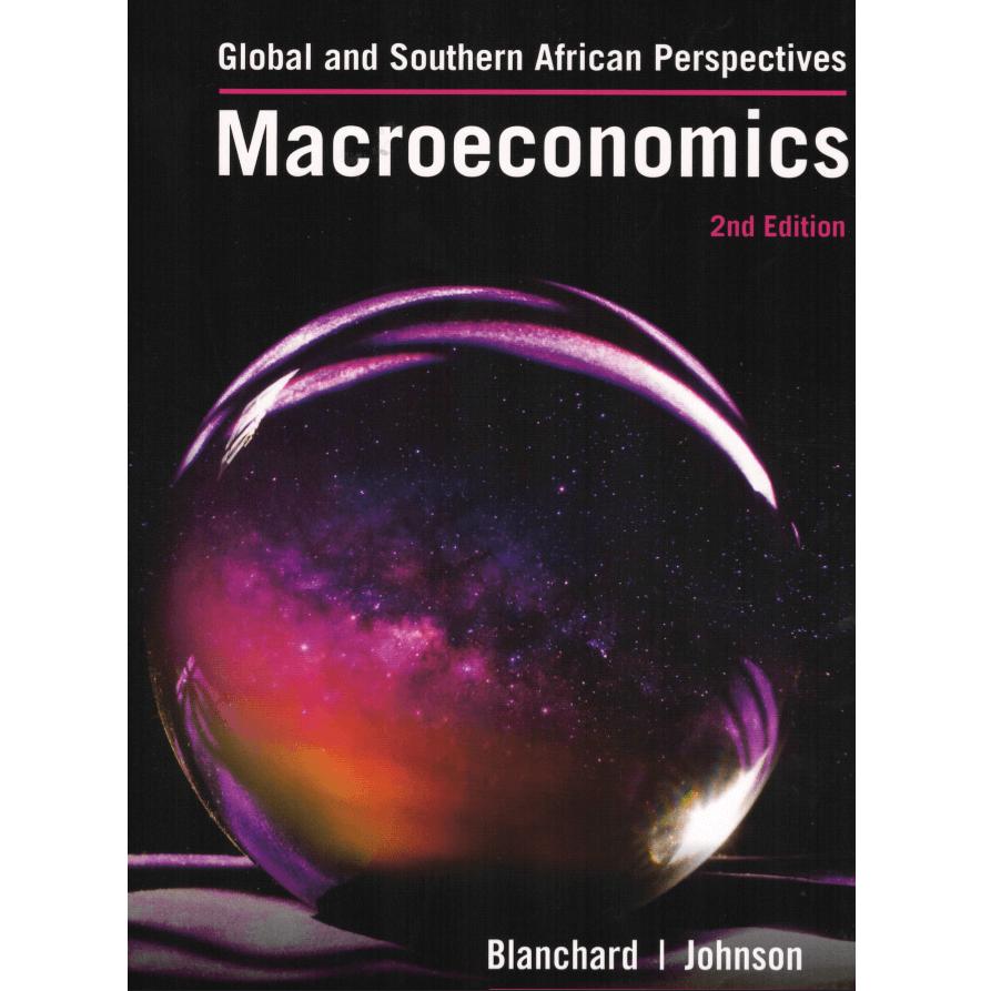 Macroeconomics: Global & SA Perspective