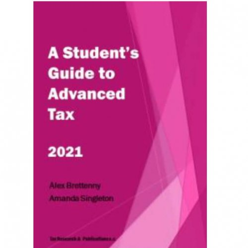 A Student's Guide to Advanced Tax 2021