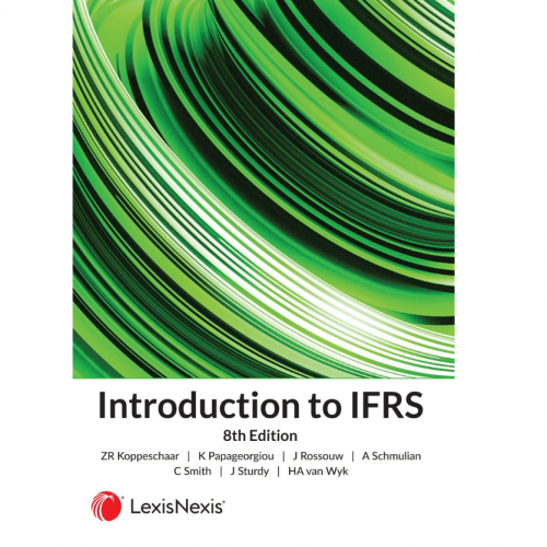 Introduction to IFRS 8th edition