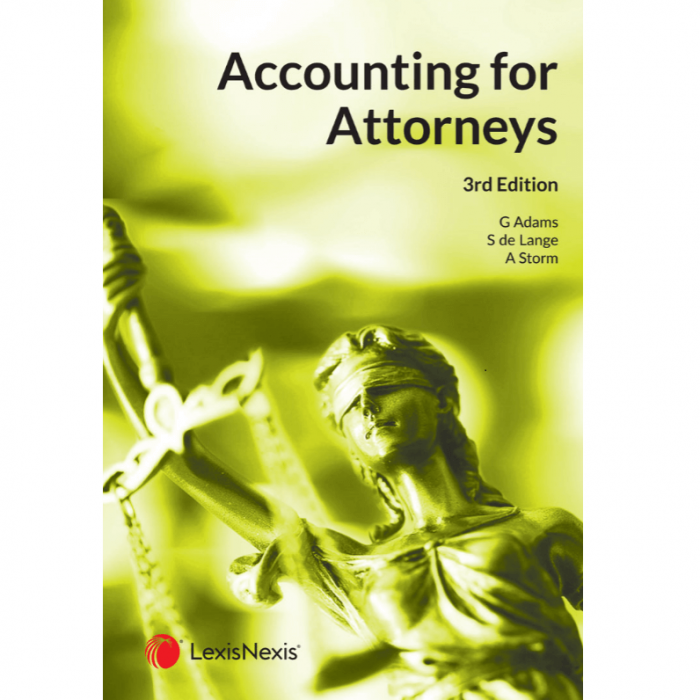 Accounting for Attorneys 3rd edition