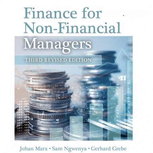 Finance for Non- Financial Managers