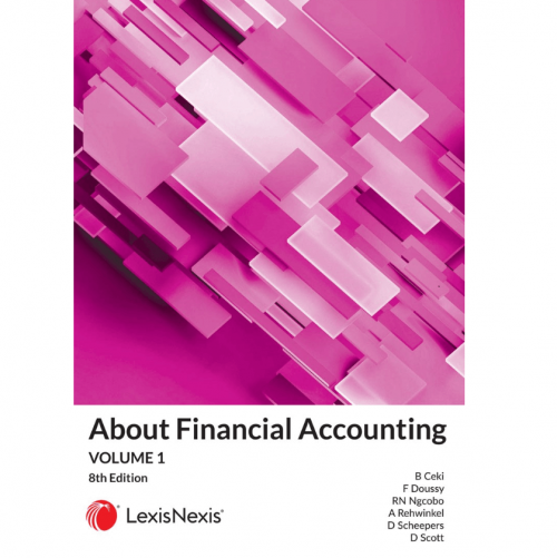 About Financial Accounting Vol 1