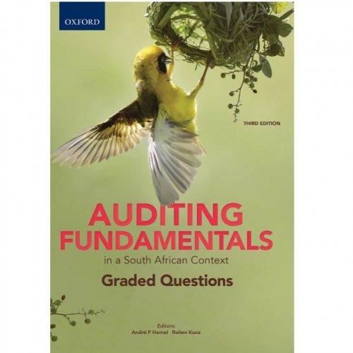 Auditing Fundamentals in SA Context: Graded Questions