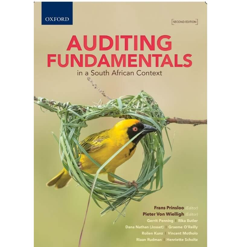 Auditing Fundamentals in a South African Context 2ed