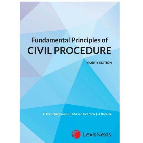 Fundamental Principles of Civil Procedure