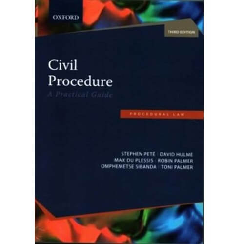 Civil Procedure: A Practical Guide
