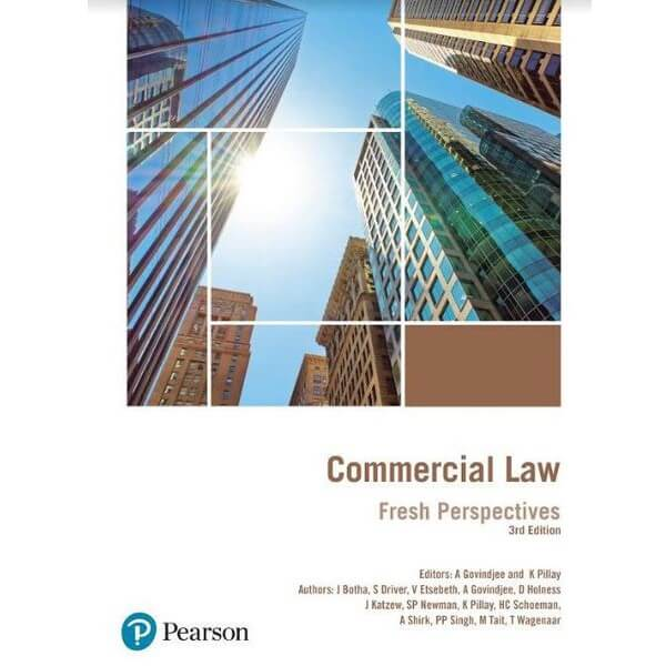 Commercial Law - Fresh Perspectives 3ed
