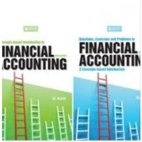 Concepts & Questions in Financial Accounting 6ed