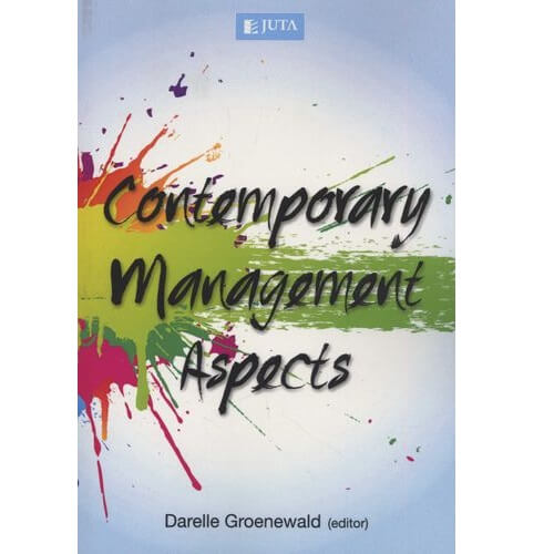 Contemporary Management Aspects 1st edition