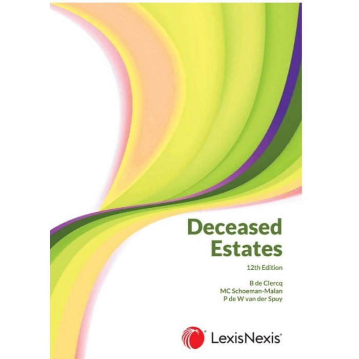Deceased Estates 12th edition