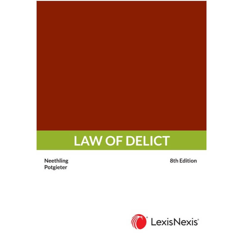 Law of Delict 8th edition