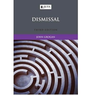 Dismissal 3rd edition