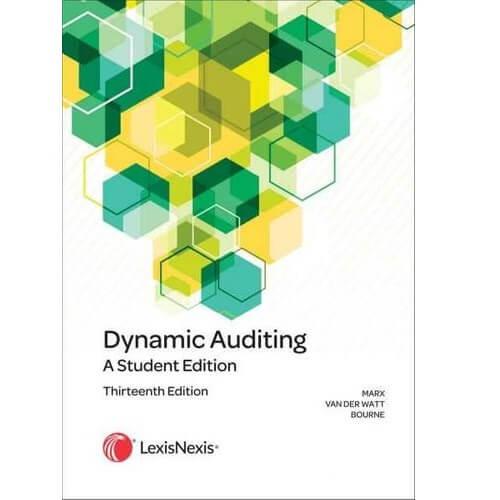 Dynamic Auditing 13th edition