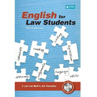 English for Law Students 3ed