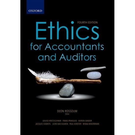Ethics for Accountants & Auditors 4ed