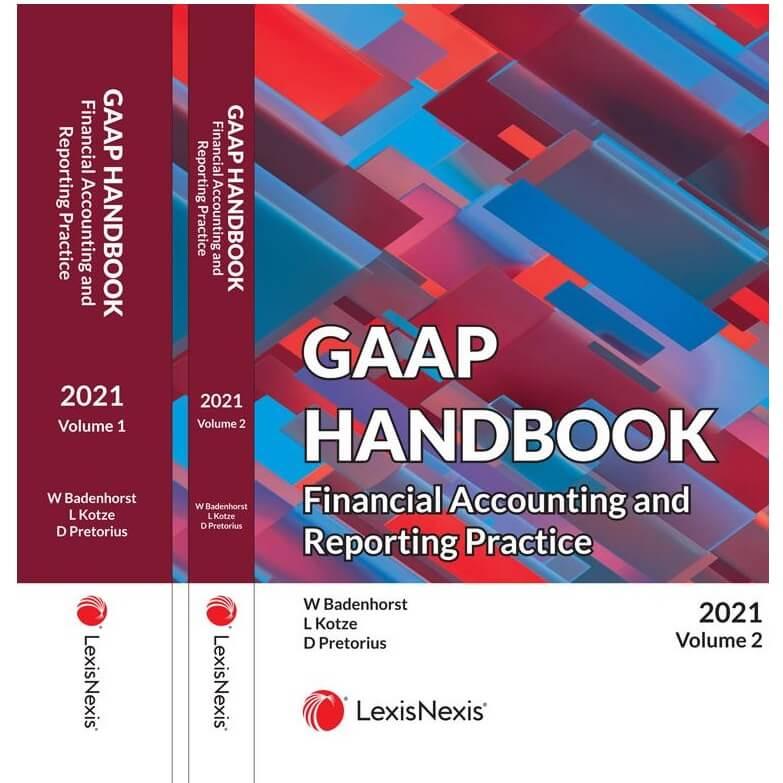 GAAP Handbook 2021