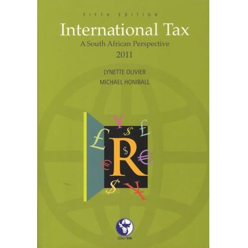 International Tax - A South African Perspective