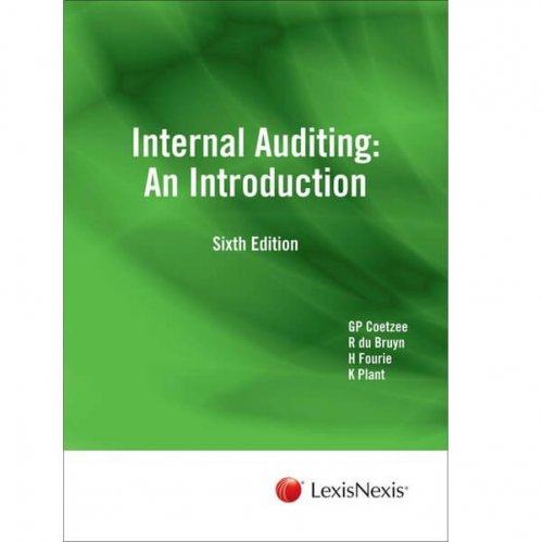 Internal Auditing: An Introduction 6ed