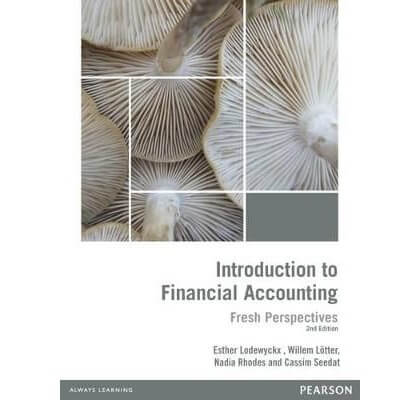 Introduction to Financial Accounting Fresh Perspectives