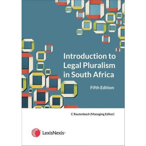 Introduction to Legal Pluralism in South Africa