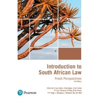 Introduction to South African Law: Fresh Perspectives