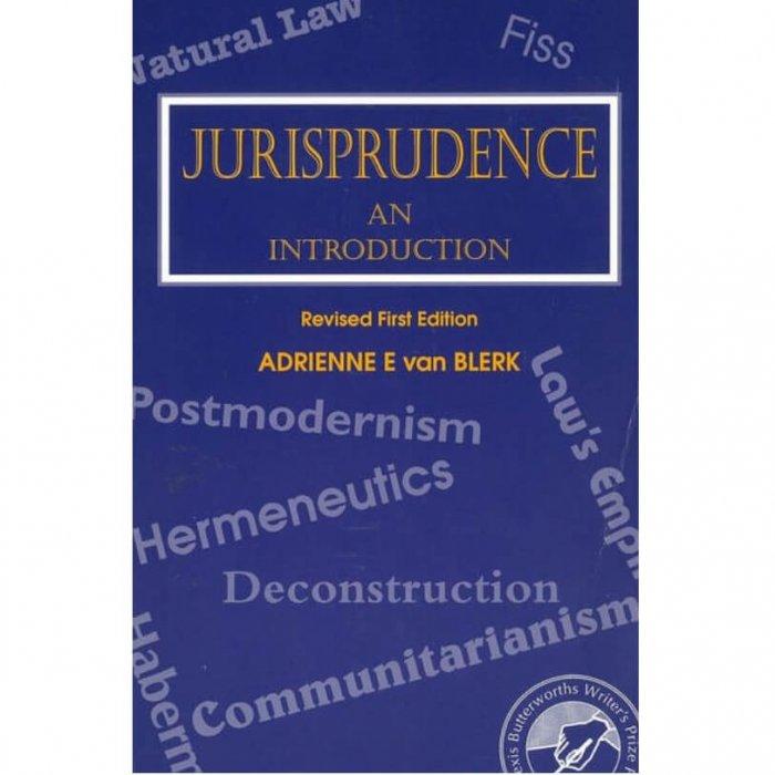 Jurisprudence: An Introduction 1ed