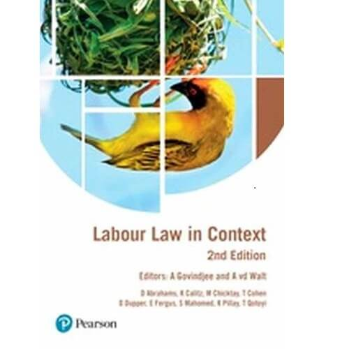 Labour Law in Context 2nd edition