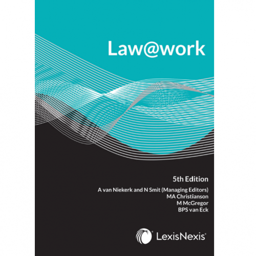 Law@work 5th edition