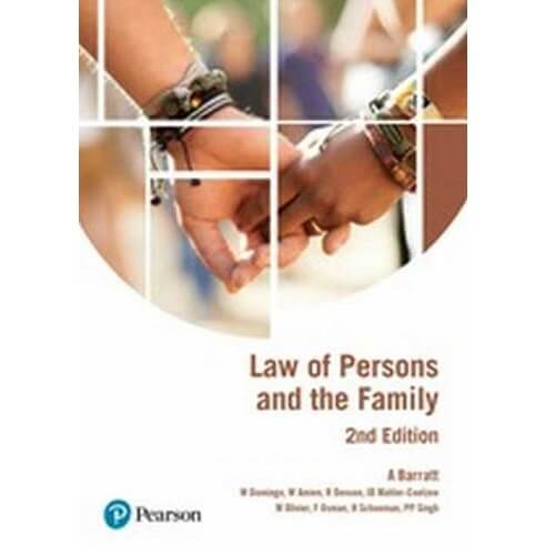 Law of Persons and Family 2ed