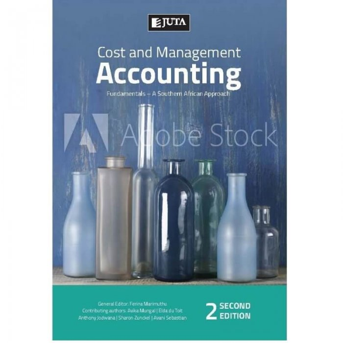 Cost and Management Accounting Fundamentals