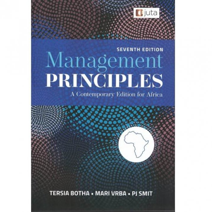 Management Principles: Contemporary 7ed