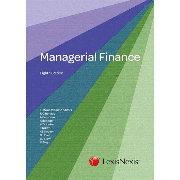 Managerial Finance 8th edition