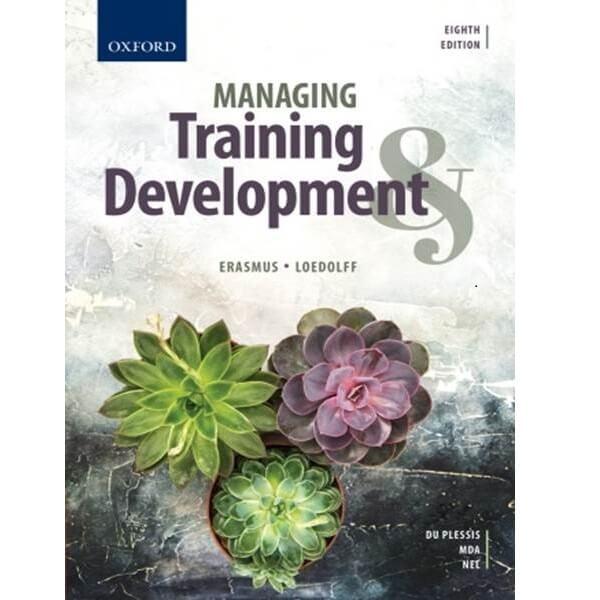Managing Training & Development in SA