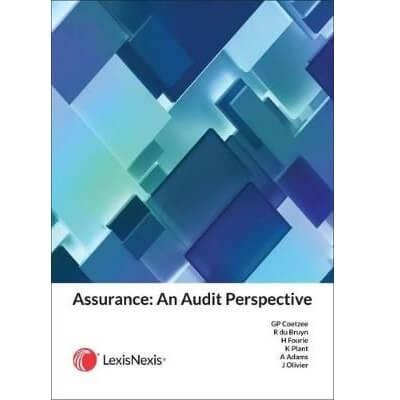 Assurance an Audit Perspective by Coetzee et al