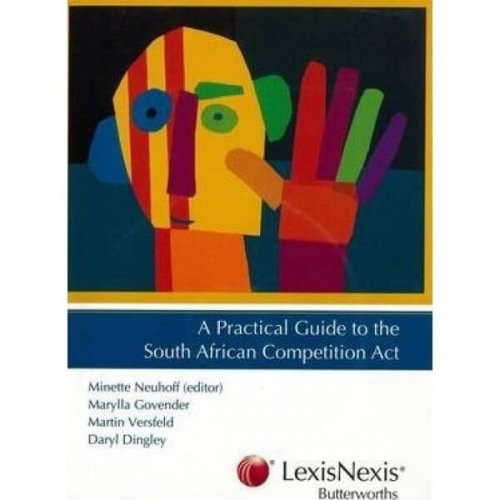 Practical Guide to SA Competition Act 2ed
