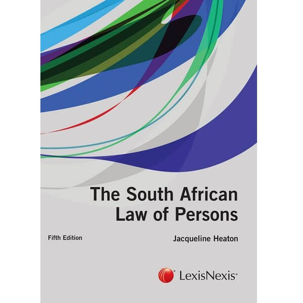 South African Law of Persons