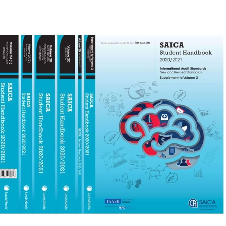 SAICA Student Handbook 2021 Vol 2