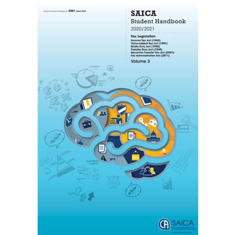 SAICA Student Handbook 2021 Volume 3